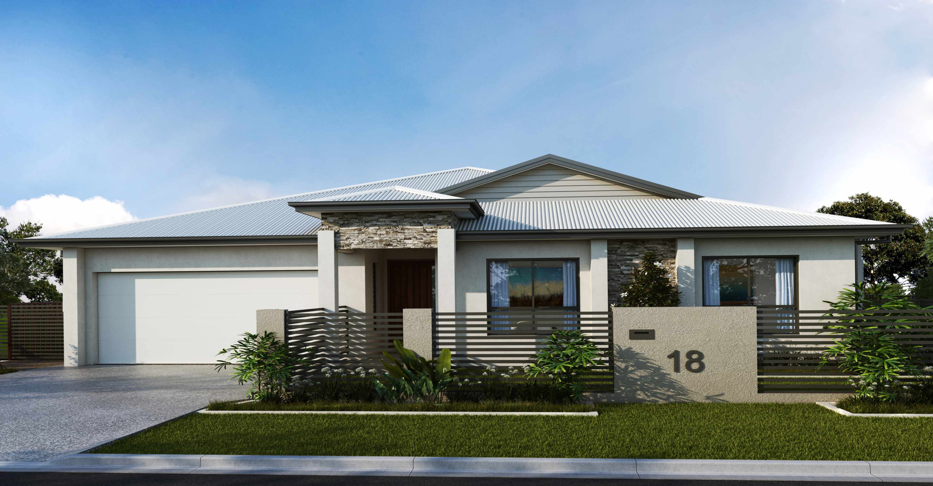 C b designs builders townsville for Home designs townsville
